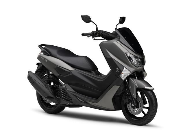 画像18: ヤマハの原付二種「NMAX ABS」2020年モデル情報|新色が4月25日に発売!【価格・発売日・カラー・スペック】