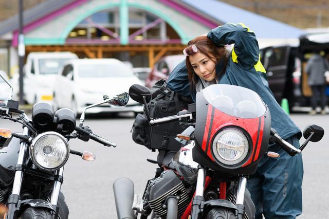 画像10: オートバイ女子部でキャンプツーリングに行ってきました!