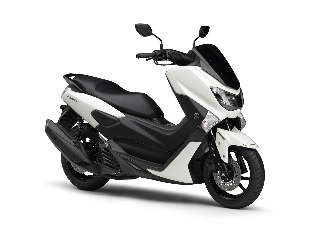 画像17: ヤマハの原付二種「NMAX ABS」2020年モデル情報|新色が4月25日に発売!【価格・発売日・カラー・スペック】