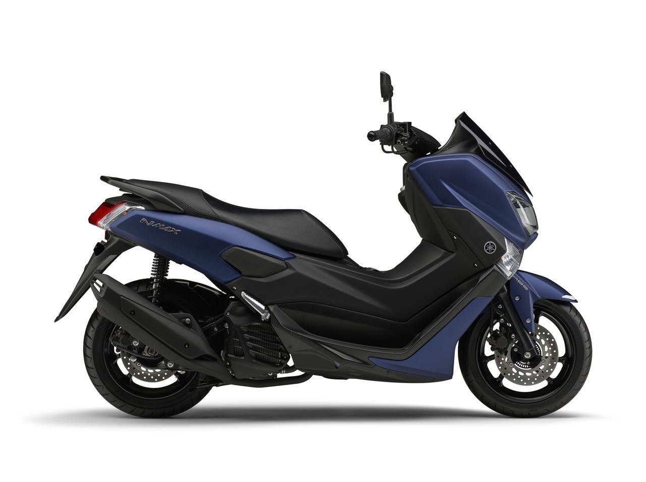 画像4: ヤマハの原付二種「NMAX ABS」2020年モデル情報|新色が4月25日に発売!【価格・発売日・カラー・スペック】