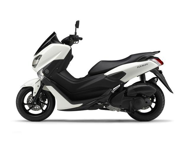 画像9: ヤマハの原付二種「NMAX ABS」2020年モデル情報|新色が4月25日に発売!【価格・発売日・カラー・スペック】