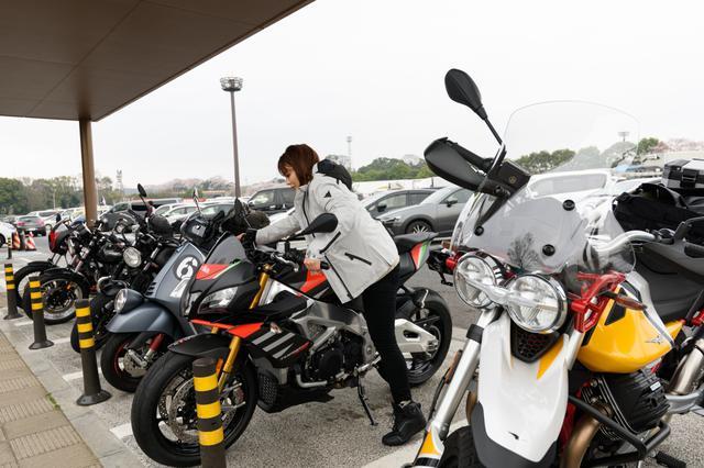 画像6: オートバイ女子部でキャンプツーリングに行ってきました!