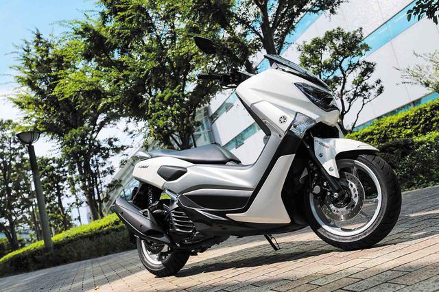 画像: ヤマハ「NMAX ABS」を解説&試乗インプレッション!〈MAXシリーズ〉の名に恥じない、走りにこだわった原付二種スクーター - webオートバイ