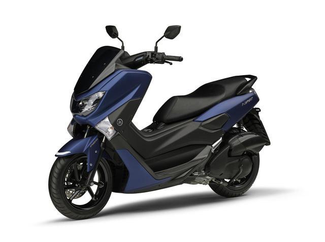 画像7: ヤマハの原付二種「NMAX ABS」2020年モデル情報|新色が4月25日に発売!【価格・発売日・カラー・スペック】