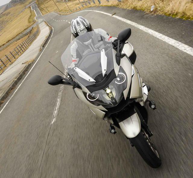 画像: 九州最南端へ弾丸1500kmツーリング〈後編〉【カメラマン柴田直行/俺の写真で振り返る平成の名車】第27回 BMW「K1600GTL」(撮影2012年) - webオートバイ