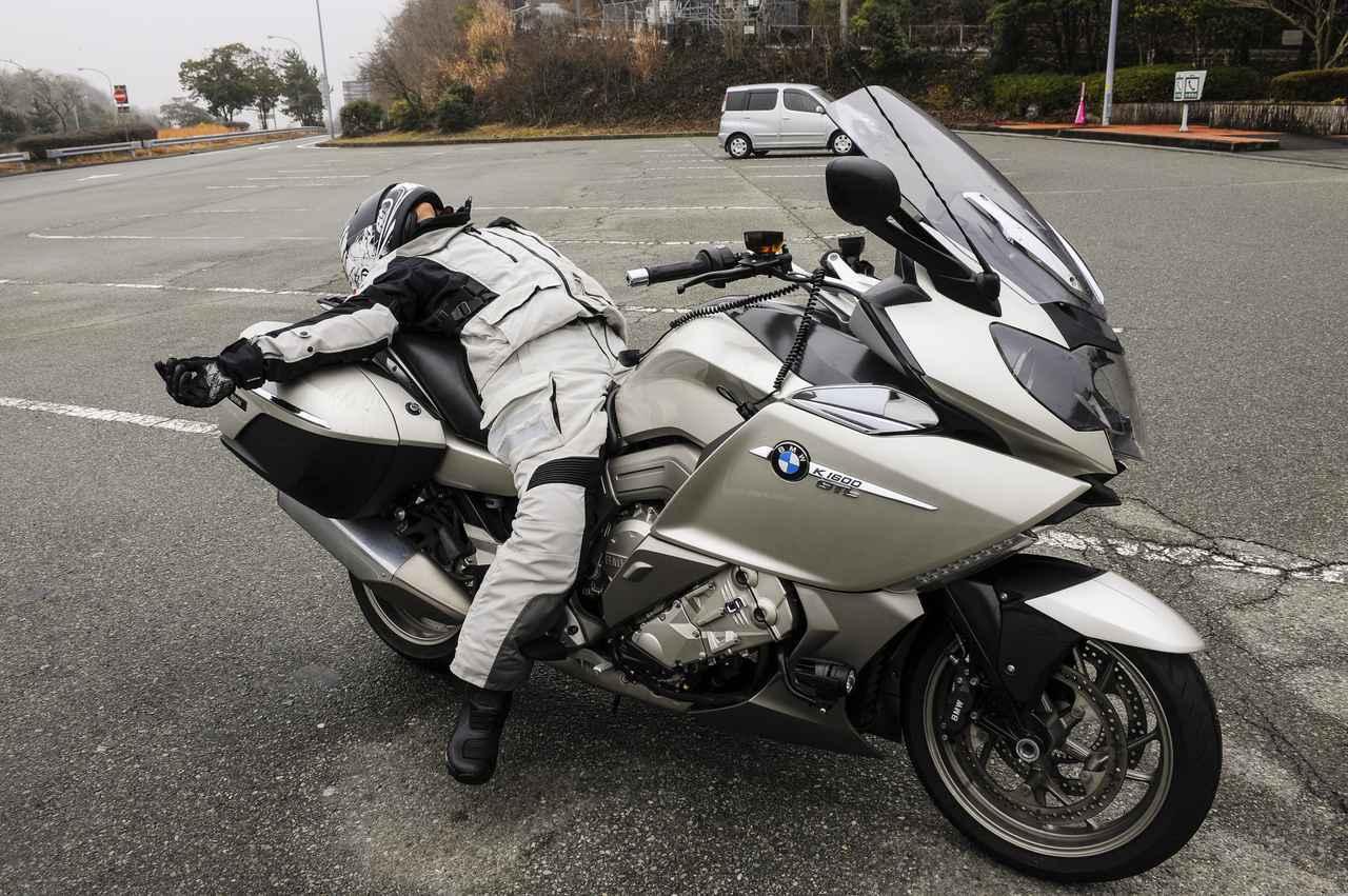 画像: 九州最南端へ弾丸1500kmツーリング〈前編〉【カメラマン柴田直行/俺の写真で振り返る平成の名車】第27回 BMW「K1600GTL」(撮影2012年) - webオートバイ