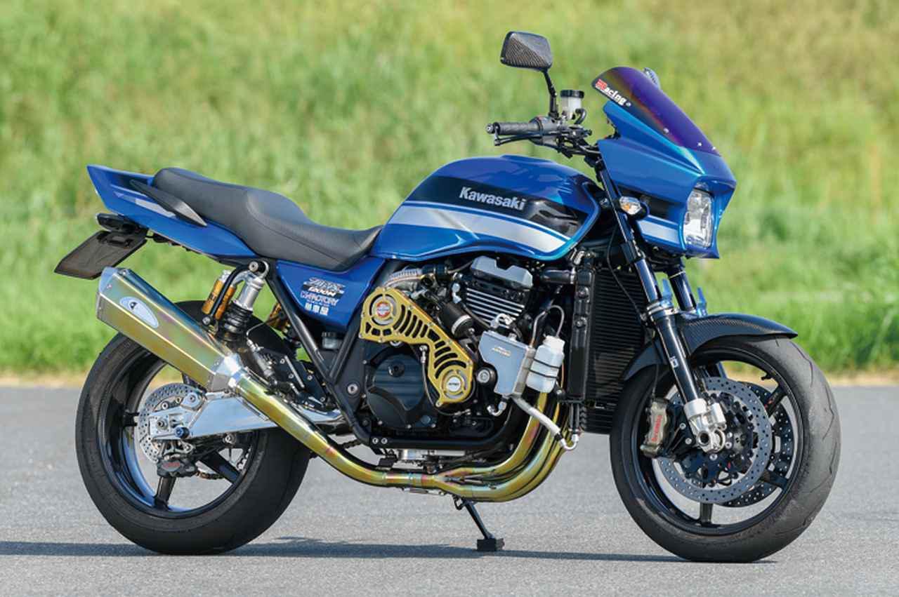 画像: ケイファクトリーZRX1200DAEG(カワサキZRX1200DAEG)/スーパーチャージャー化で過給の魅力をプラス! #Heritage&Legends - webオートバイ