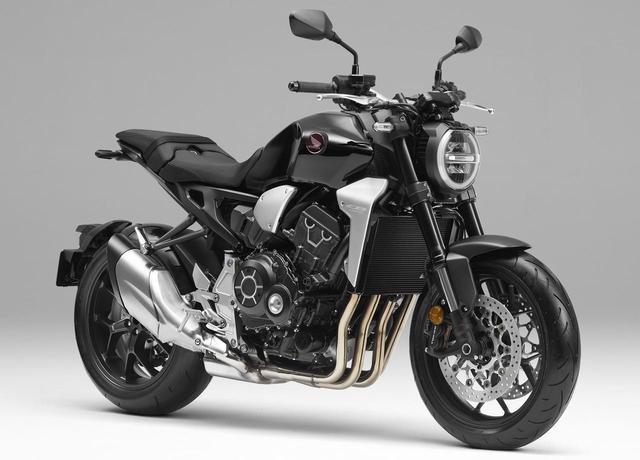 画像: ベースとなっているのはホンダ「CB1000R」税込167万900円(受注生産車)