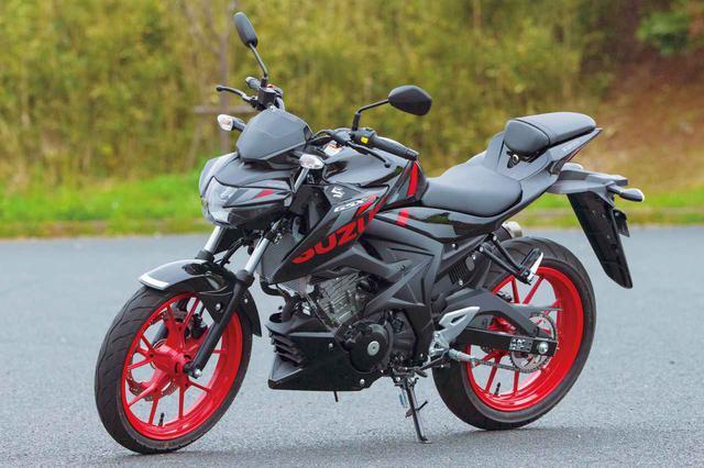 画像: SUZUKI GSX-S125 ABS 総排気量:124cc メーカー希望小売価格:36万800円(税込) 2020年モデルの発売日:2020年2月27日