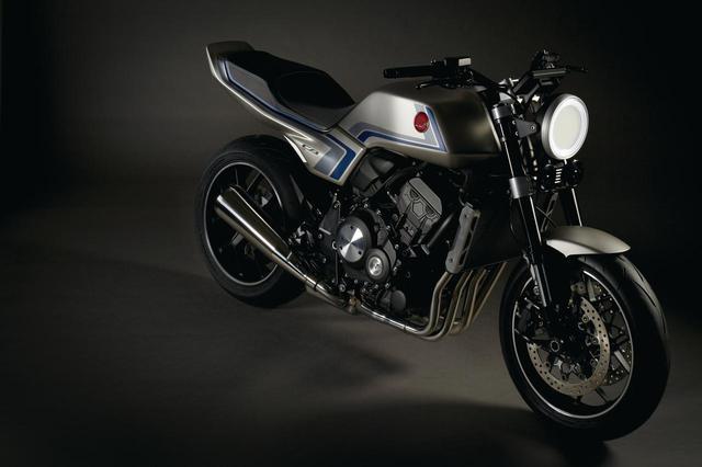 画像: Honda CB-F CONCEPT(2020年)