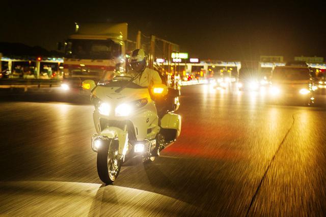 画像3: 短期決戦の超ロングツーリング、ゴールドウイングで夜の東北道をひたすら北へ