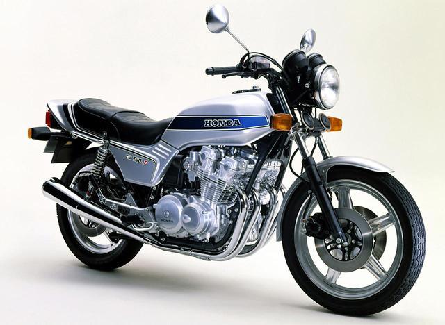 画像: Honda CB750F(1979年)