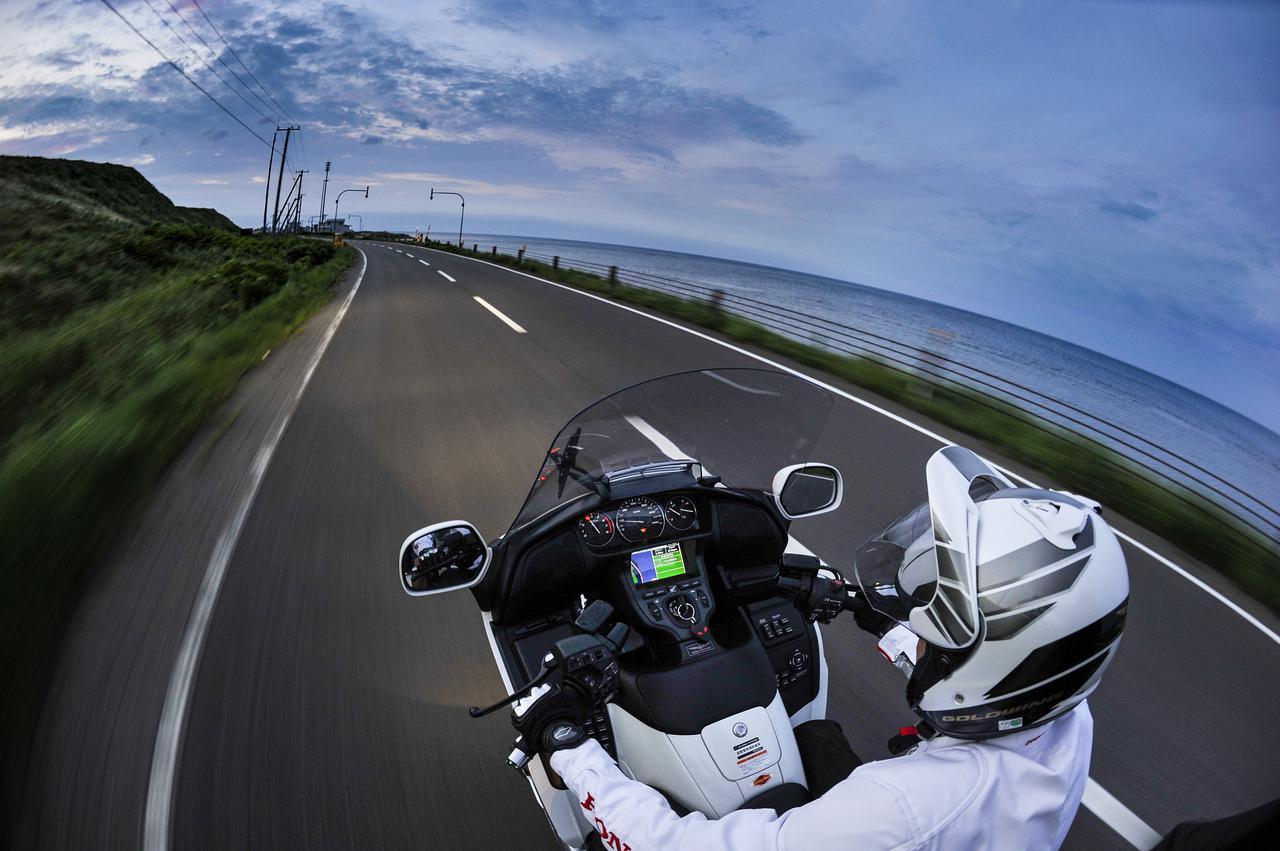 画像5: 快晴の北海道で気分上々、ゴールドウイングで函館から日本最北端へ