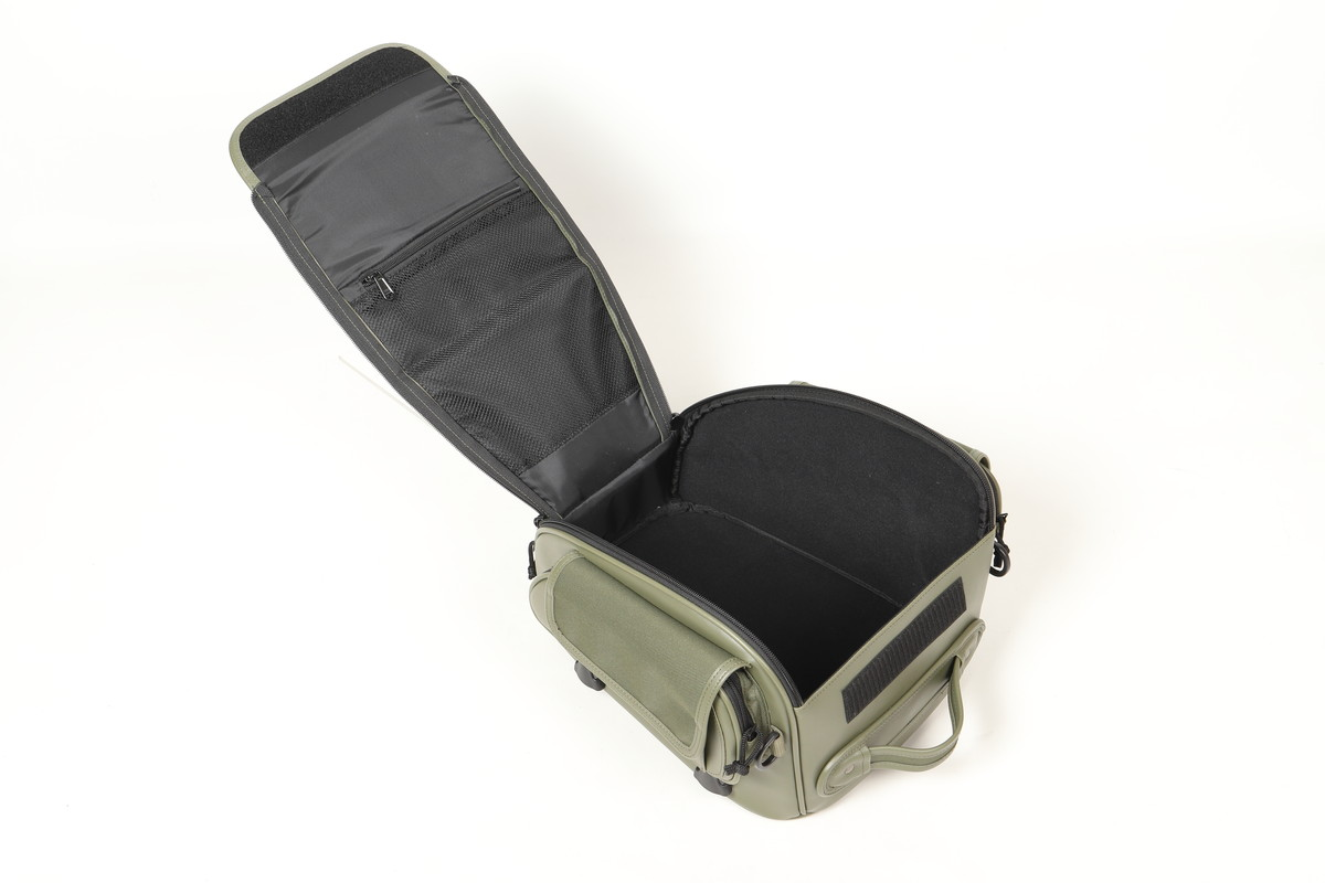 画像4: ミリタリーテイストのツーリングバイクを簡単に作れる! デグナーから3種類の新作バッグが発表された!