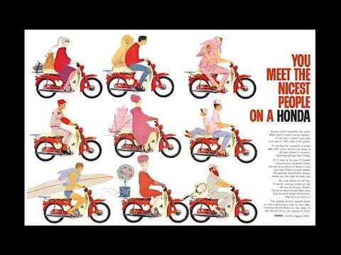 画像: Honda原点コミックVol.4 「いざアメリカへ ~巨大市場を開拓せよ~」 www.youtube.com
