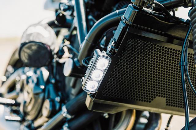 画像5: 極限までエンジンとフレームに特化したネイキッド