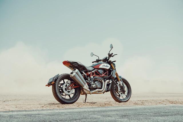 画像: インディアンが本気で造った本格スポーツトラッカー!『INDIAN FTR1200/S』 - webオートバイ
