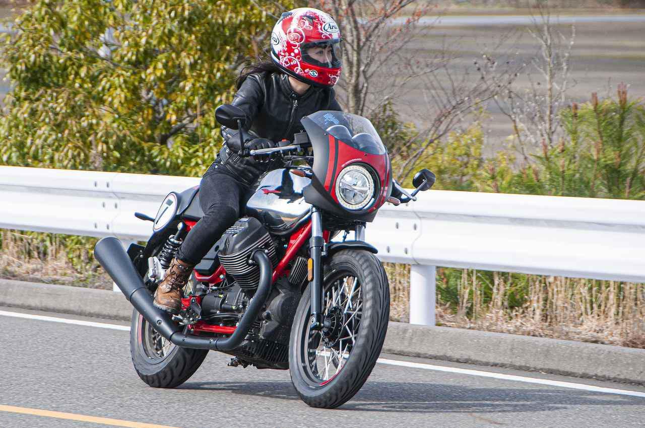 画像: モトグッチ V7Ⅲ Racer 10th Anniversary