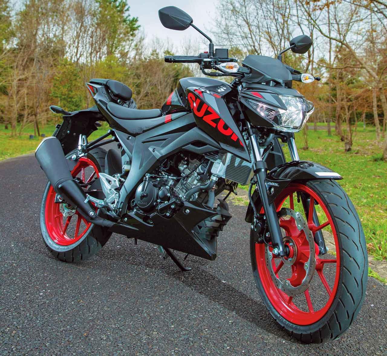 画像: スズキ「GSX-S125 ABS」(2020年)解説&インプレッション|コーナリングが楽しい! スポーツツーリングを楽しめる原付二種ネイキッド - webオートバイ