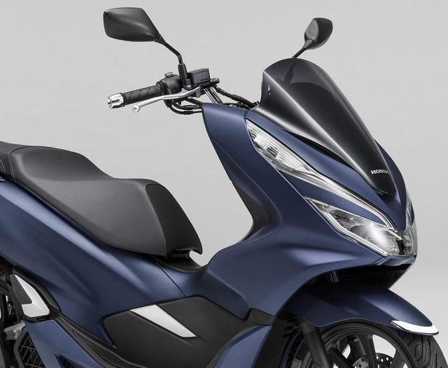 画像1: ホンダが原付二種「PCX」と、高速道路も走れる「PCX150」の受注期間限定モデルを2月28日(金)に発売! - webオートバイ