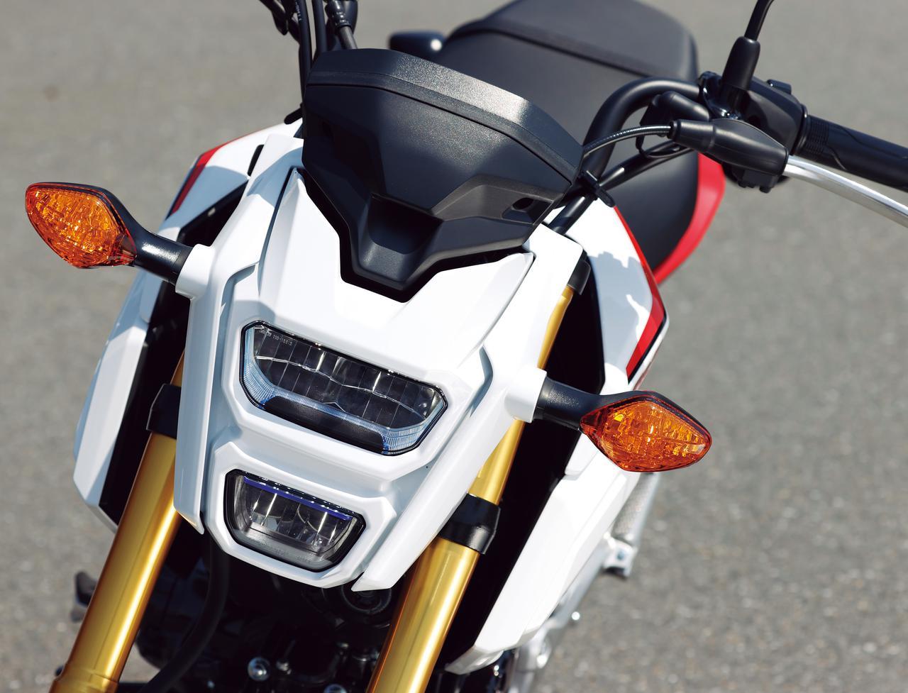 Images : 10番目の画像 - ホンダ「GROM」(2020年モデル) - webオートバイ