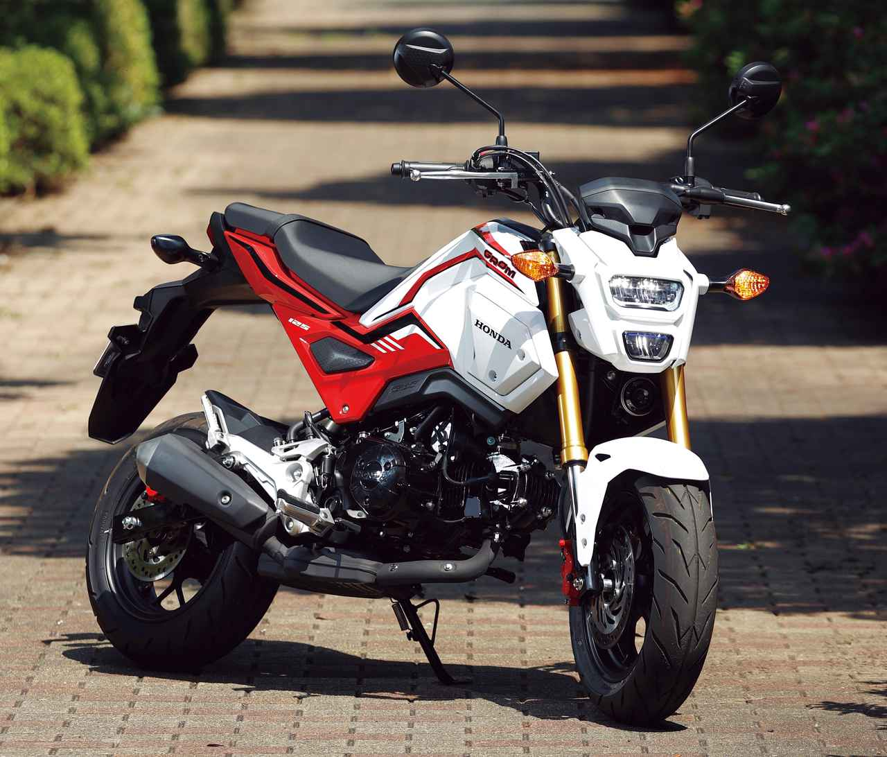 Images : 13番目の画像 - ホンダ「GROM」(2020年モデル) - webオートバイ