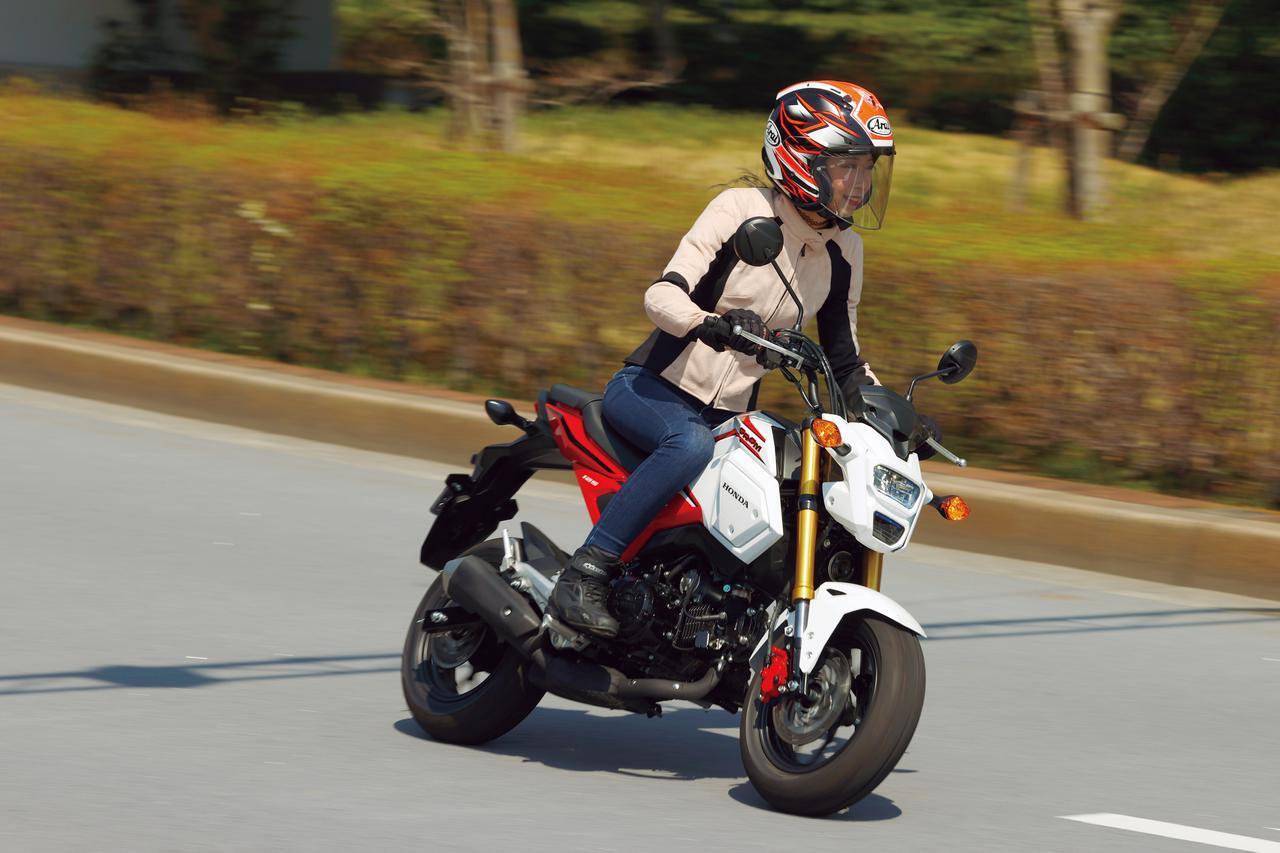 Images : 1番目の画像 - ホンダ「GROM」(2020年モデル) - webオートバイ