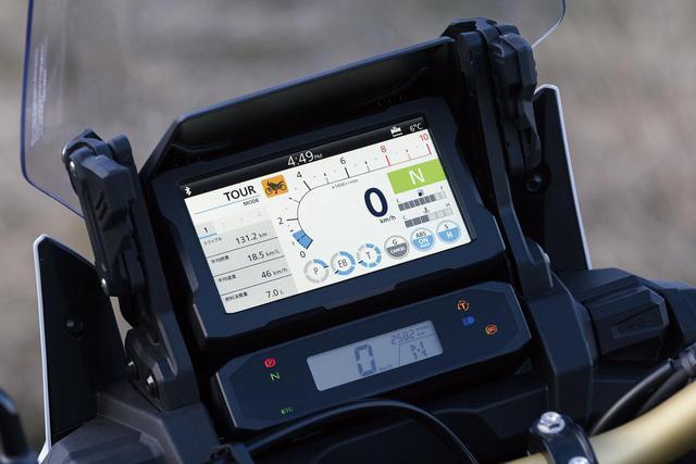 画像1: バイクの最新技術・新機能を解説!|ホンダ「CRF1100Lアフリカツイン アドベンチャースポーツ ES/DCT」が搭載するハイテク装備【現代バイク用語の基礎知識】