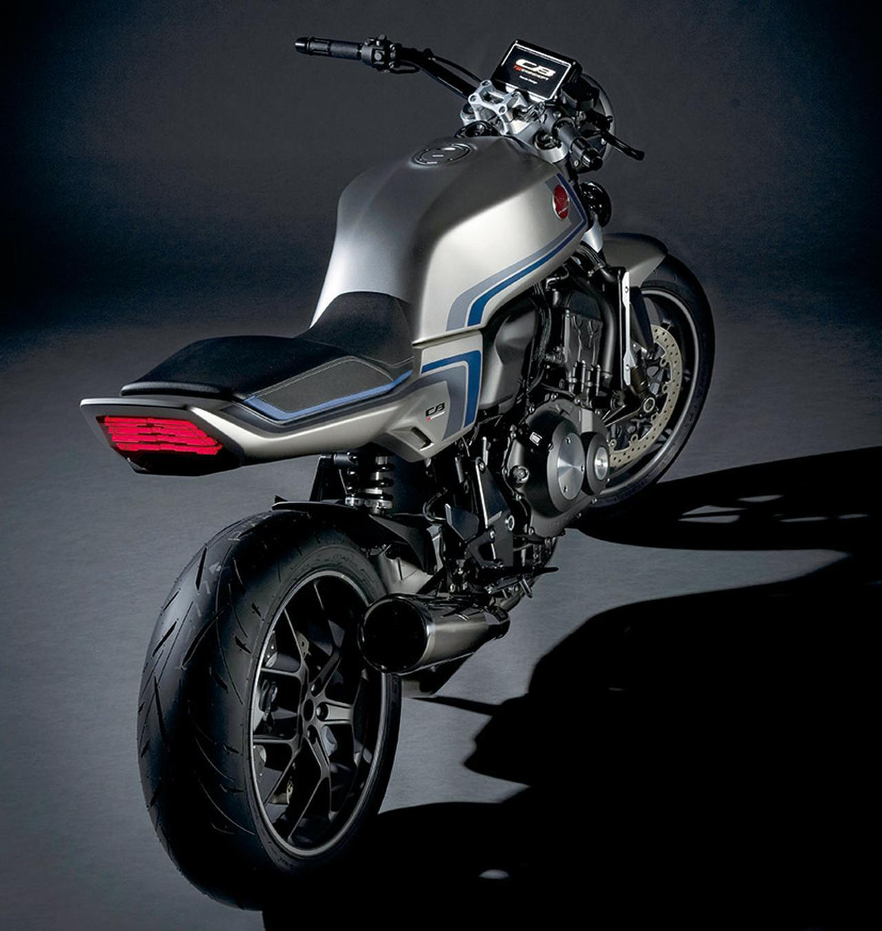 画像: ホンダ「CB-Fコンセプト」が市販化されたらどうなる?〈走行性能の予想と価格への期待〉宮崎敬一郎のスペシャルコラム - webオートバイ