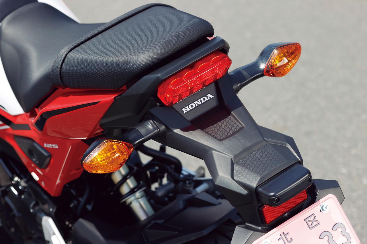 Images : 11番目の画像 - ホンダ「GROM」(2020年モデル) - webオートバイ