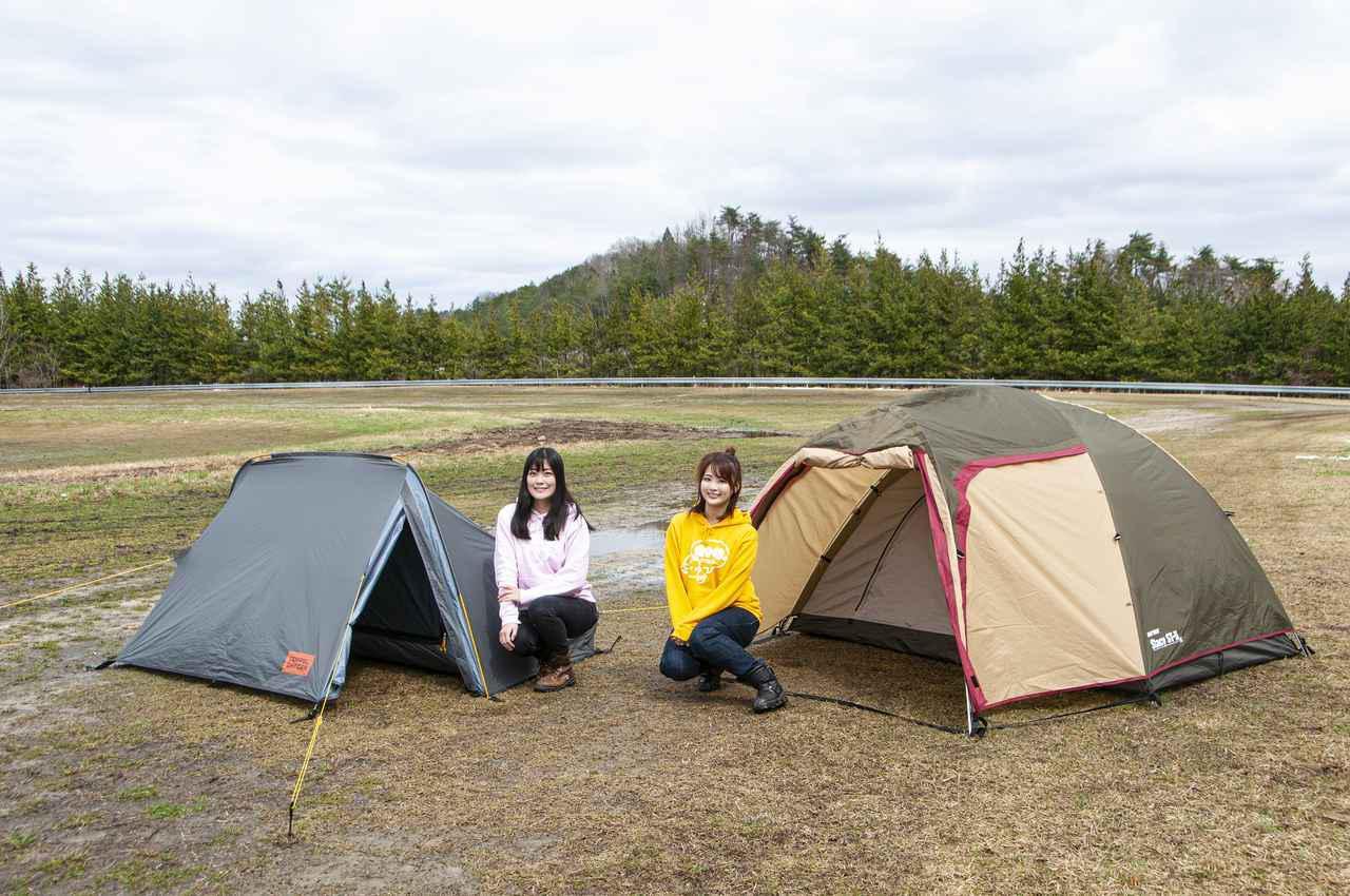 画像12: オートバイ女子部でキャンプツーリングに行ってきました!