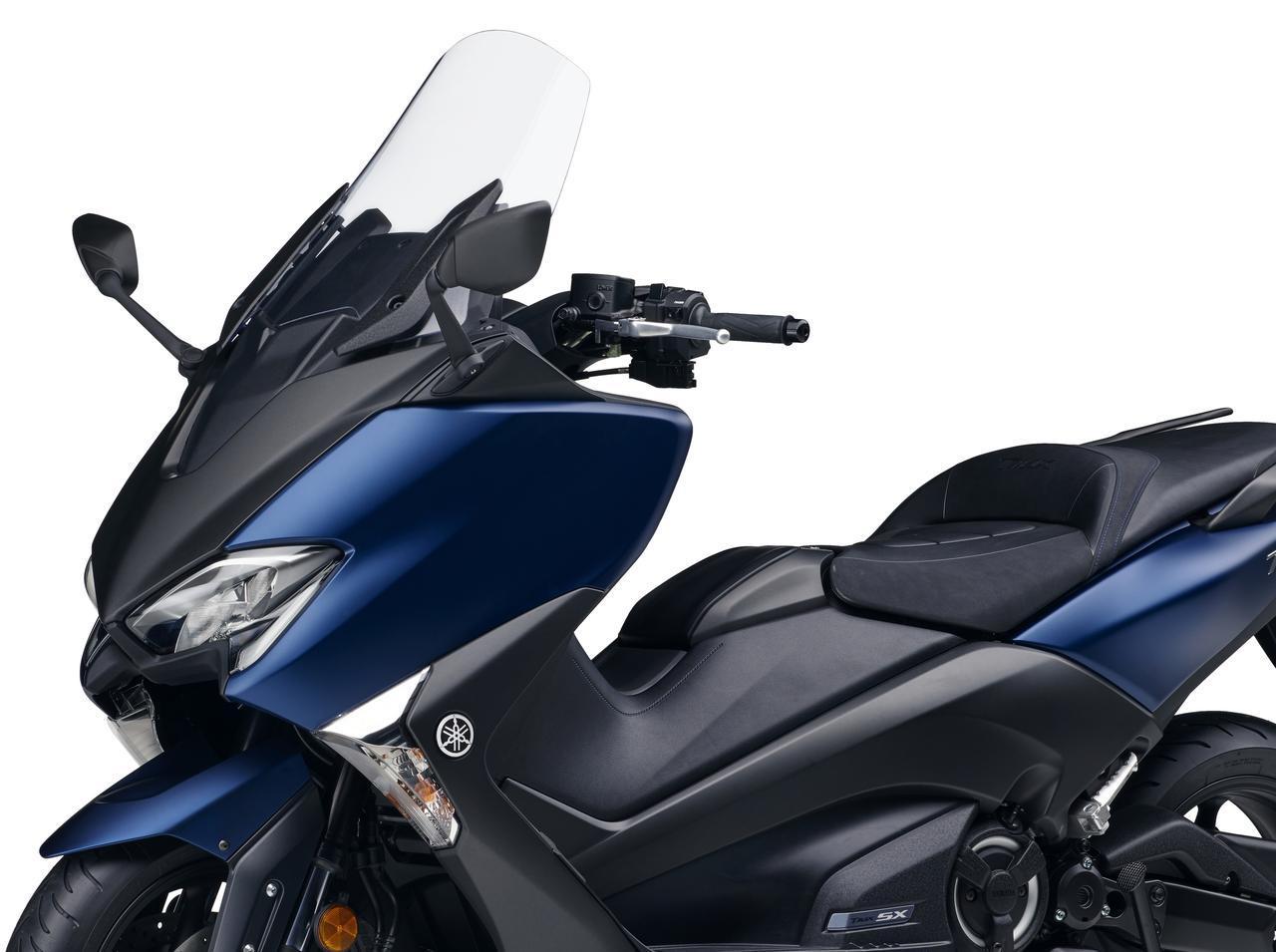 画像: ヤマハ「TMAX530」シリーズ 2019年モデル情報- webオートバイ
