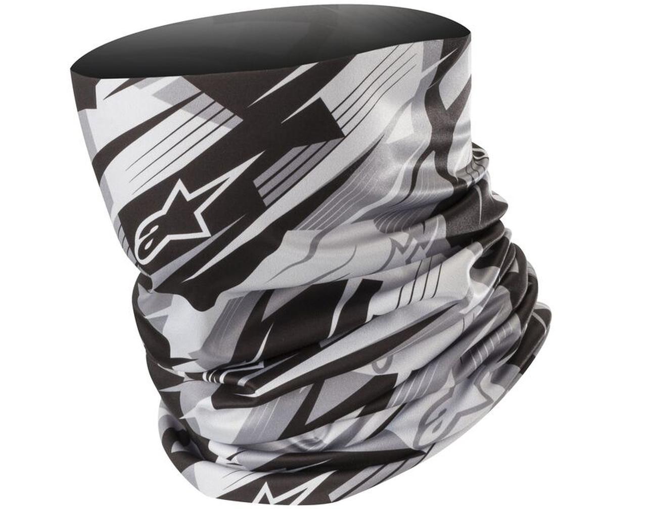 画像6: マスクの代用品にもなる!? バリエーションは合計11種、アルパインスターズから「ネックチューブ」が販売開始