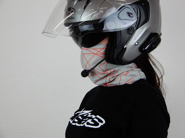 画像1: マスクの代用品にもなる!? バリエーションは合計11種、アルパインスターズから「ネックチューブ」が販売開始