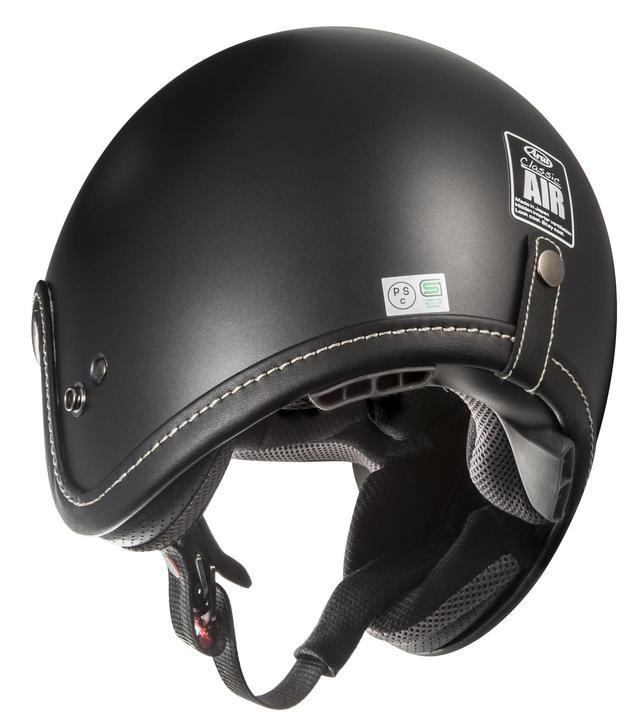 画像: アライヘルメット「CLASSIC AIR」情報 - webオートバイ