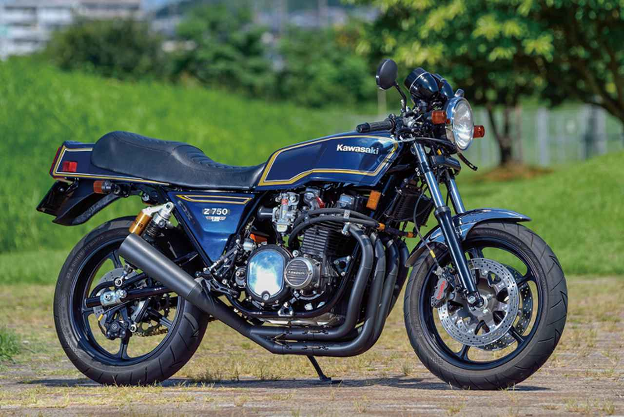カワサキ Z750FX