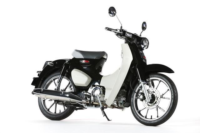 画像1: ホンダ「スーパーカブ C125」(2020年)試乗インプレ|人気カラー投票・足つきチェック・最高速調査まで、125ccの豪華スーパーカブを徹底解説