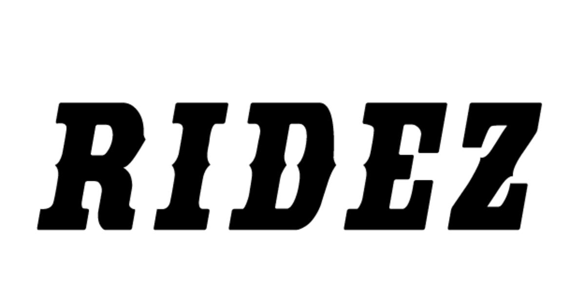画像: RIDEZ公式サイト SHOES
