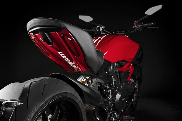 画像3: Diavel 1260 Red