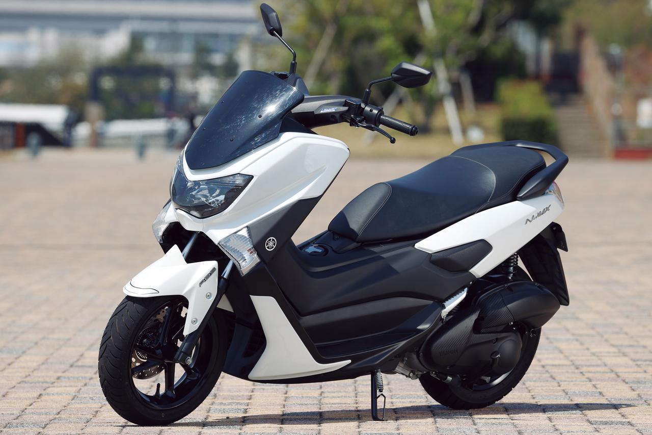 画像: YAMAHA NMAX ABS 総排気量:124cc メーカー希望小売価格(税込):35万7500円