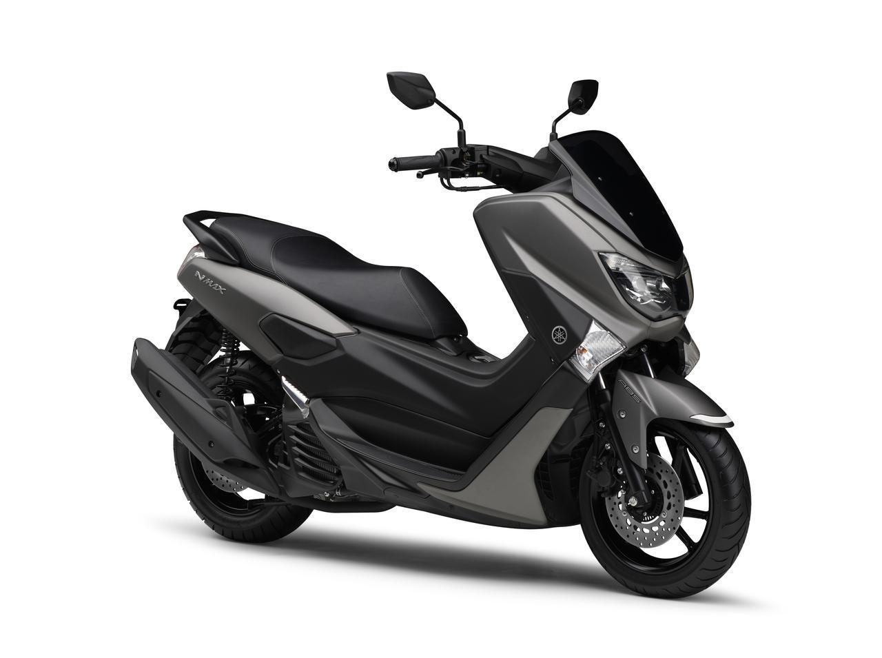画像9: ヤマハ「NMAX ABS」(2020年)解説&試乗インプレ|YAMAHAで最も高価な125cc二輪スクーターの魅力とは?