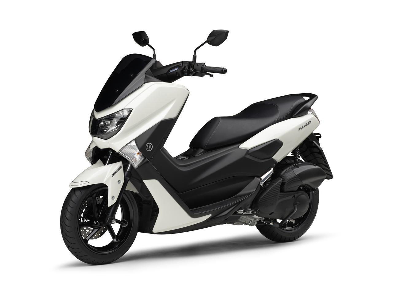 画像6: ヤマハ「NMAX ABS」(2020年)解説&試乗インプレ|YAMAHAで最も高価な125cc二輪スクーターの魅力とは?