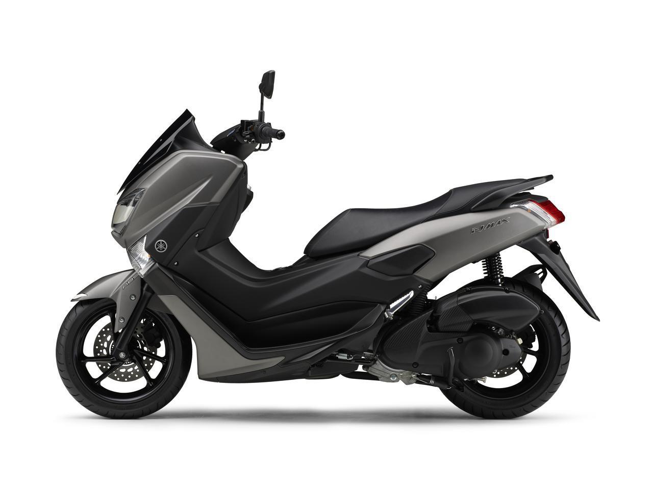 画像12: ヤマハ「NMAX ABS」(2020年)解説&試乗インプレ|YAMAHAで最も高価な125cc二輪スクーターの魅力とは?