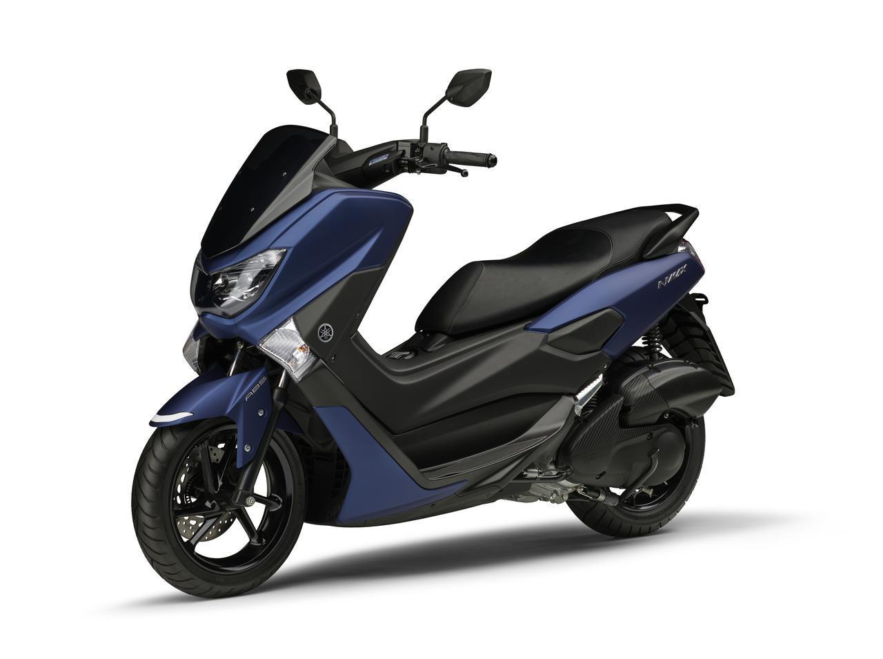 画像2: ヤマハ「NMAX ABS」(2020年)解説&試乗インプレ|YAMAHAで最も高価な125cc二輪スクーターの魅力とは?