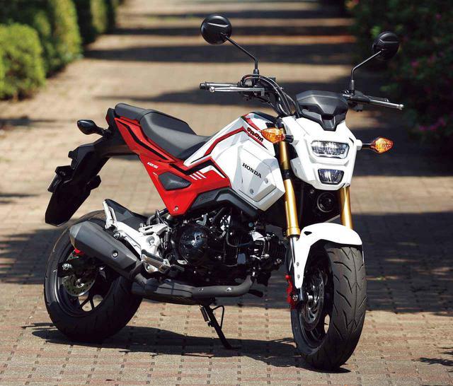 画像1: ホンダ「グロム」(2020年)解説&試乗インプレ|125cc 原付二種バイクの楽しさを堪能できる万能4ミニスポーツ - webオートバイ