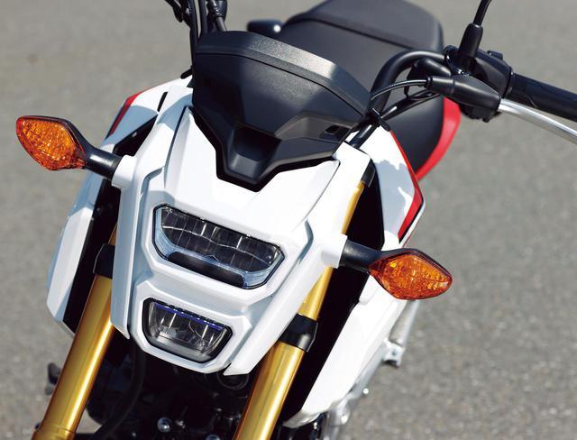 画像2: ホンダ「グロム」(2020年)解説&試乗インプレ|125cc 原付二種バイクの楽しさを堪能できる万能4ミニスポーツ - webオートバイ
