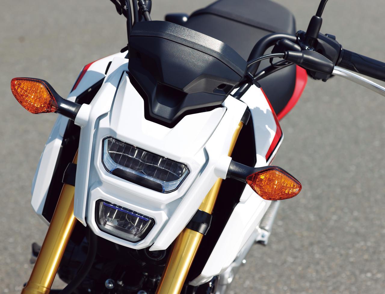 画像2: ホンダ「グロム」(2020年)解説&試乗インプレ 125cc 原付二種バイクの楽しさを堪能できる万能4ミニスポーツ - webオートバイ