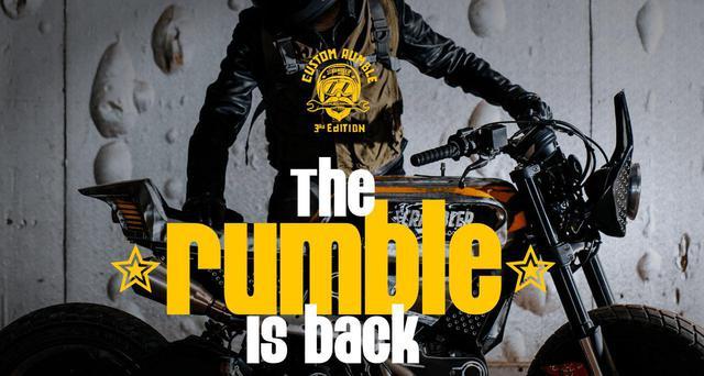"""画像: 2年に一度行われるドゥカティ「スクランブラー」シリーズの""""カスタムコンテスト""""が開催! - webオートバイ"""