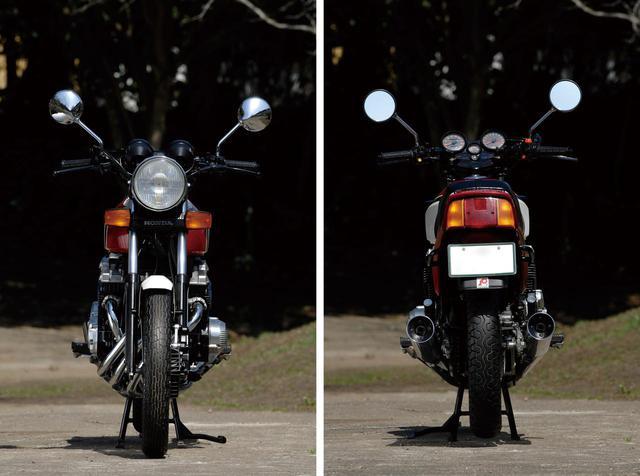画像: ホンダ「CBX400F」主なスペックと発売当時の価格