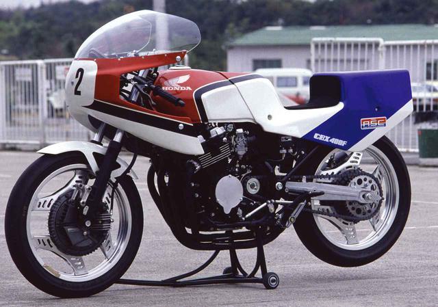 画像1: ホンダ「CBX400F」の登場と同時に新たなレースが生まれた
